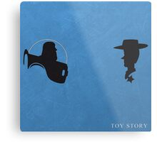 Toy Story - Metal Series  Metal Print