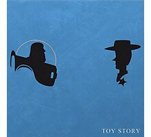 Toy Story - Metal Series  Photographic Print