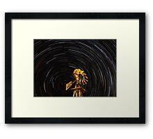 Windmill vortex Framed Print