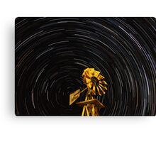 Windmill vortex Canvas Print