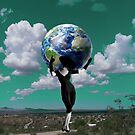 Weight of the world by Susan Ringler