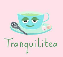 Tranquilitea by CreativeLore