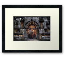 Desideratus Framed Print