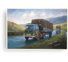 Bedford KHA of James Kemp Canvas Print