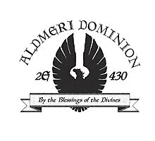 Aldmeri Dominion Since Photographic Print