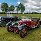 Classic Cars by Adrian Evans