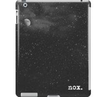 Nox. iPad Case/Skin