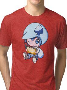 Miki Sketching Tri-blend T-Shirt