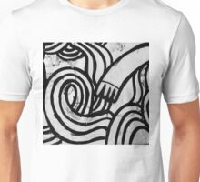 Borneo Graffiti  Unisex T-Shirt