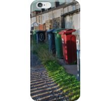 Backstreets of Farnworth iPhone Case/Skin