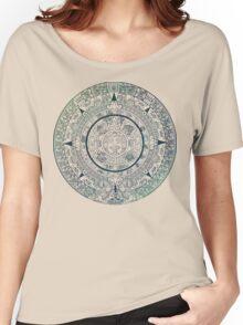 Mayan Calendar Women's Relaxed Fit T-Shirt