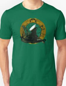 Looking Through A Porthole Of Memories T-Shirt