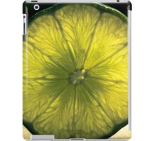 If summer was a fruit iPad Case/Skin