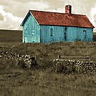 Old Shed, Loch Shin - Scottish North West Highlands by simpsonvisuals
