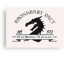 Ebonheart Pact Canvas Print