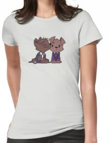 Torchwoof Womens Fitted T-Shirt