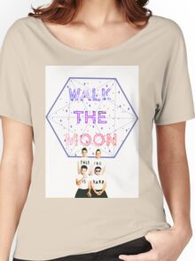Moon Walking Is Hard Women's Relaxed Fit T-Shirt