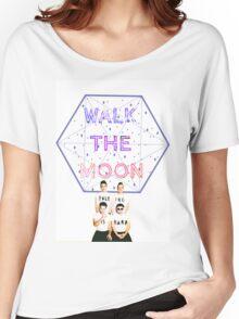 Moon Walking Is Hard Women's Relaxed Fit T-Shirt