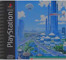 Playstation [vaporwave] by Crimetropolitan