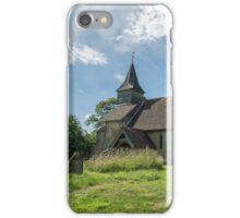 Colemore Church, Hampshire iPhone Case/Skin