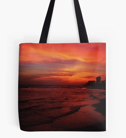 shades of red.... Tote Bag