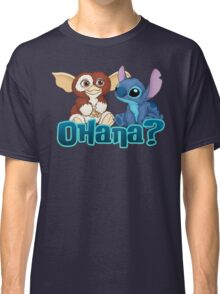 Gizmo and Stitch Classic T-Shirt