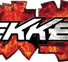 Tekken Logo by gamershirts