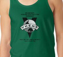 VHEMT Volunteer  Tank Top