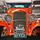 Hot Rod by Kym Howard