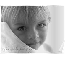Angel eyes... Poster