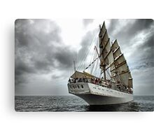 Sail away... Canvas Print