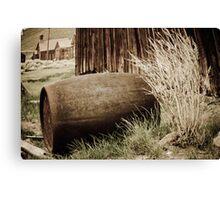 Barrel Canvas Print