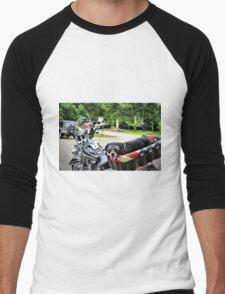Easy Rider Men's Baseball ¾ T-Shirt