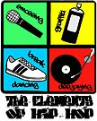 THE 4 ELEMENTS OF HIP-HOP by SOL  SKETCHES™