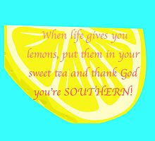 Thank God You're Southern. by Abbyingle95