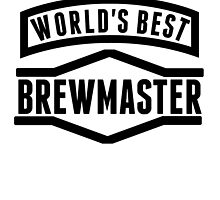 World's Best Brewmaster by GiftIdea