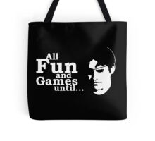 All Fun and Games Tote Bag