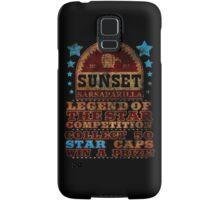 Fallout New Vegas - Sunset Sarsaparilla Competition Samsung Galaxy Case/Skin