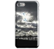 Inch Island Clouds...........................Ireland iPhone Case/Skin