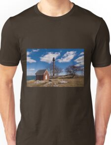Marblehead Lighthouse, Summer Unisex T-Shirt