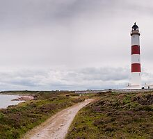 Tarbat Ness Lighthouse, Scotland by Mark Howells-Mead