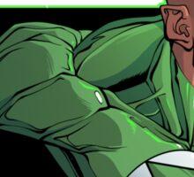 Green Lantern John Stewart Sticker