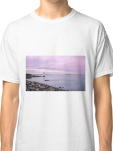 LIghthouse in Salem, MA Classic T-Shirt