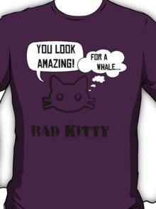 Bad Kitty - Backhand T-Shirt