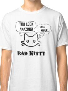 Bad Kitty - Backhand Classic T-Shirt