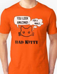 Bad Kitty - Backhand Unisex T-Shirt