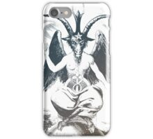 The Horned God iPhone Case/Skin