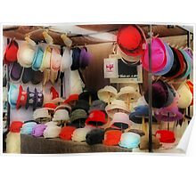 Hats for Sale Poster