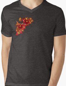 Bird of a Feather Mens V-Neck T-Shirt