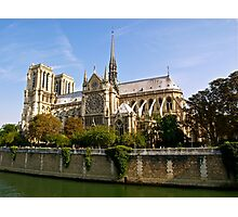 Notre Dame 4, Paris Photographic Print